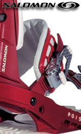 Salomon - Snowboard Bindings