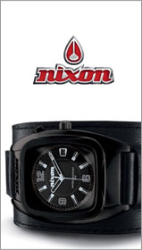 Designed and inspired by the Nixon Team  - All of the products these guys make {nixon watches} - have style and function that always goes a long way.