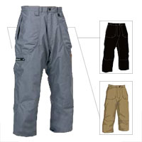 Outerwear: Snowboarding Pants