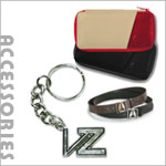 belts, wallets, keychains and more