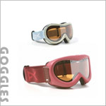 Snowboard Goggles: Small Frames
